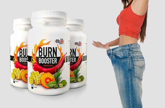 Zastosowanie BurnBooster